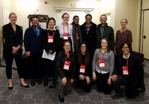 UCSB Linguistics group at AAA