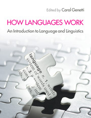 How Languages Work, book cover